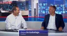 Arrizabalaga es un auténtico trabalenguas para los ingleses. Captura/Super6