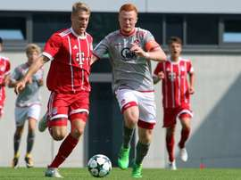 Bayern have snapped up another young talent. GOAL
