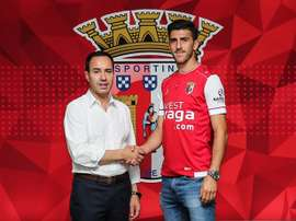 El Sporting de Braga se ha hecho con los servicios de Paulinho. Twitter