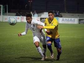 Paulinho pourrait rejoindre un grand club très prochainement. VascodeGama