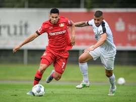 El KAS Eupen remonta un 3-0 y sorprende al Bayer. Bayer04