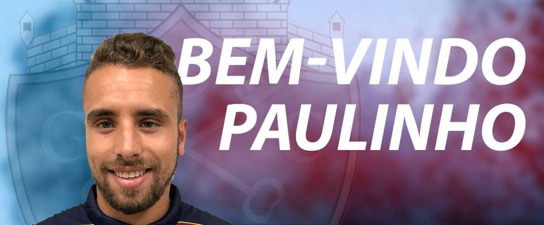 Apenas meio ano depois de ter partido, Paulinho regressa a Trás-os-Montes. GDChaves