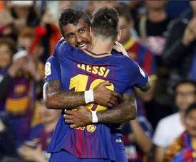 Messi 'arruma' com o Eibar. LaLiga