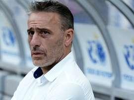 O antigo selecionador nacional teve no Olympiacos o seu último projeto. OlympiacosFC