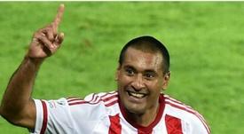 Da Silva negó una supuesta orgía antes del choque antes de Ecuador. AFP