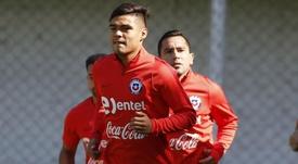 Paulo Díaz podría jugar en Argentina. EFE