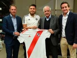 Gallardo donnera un peu de temps à Paulo Diaz face à Talleres. Twitter/RiverPlate