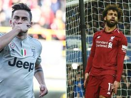 La Juventus veut un échange. AFP