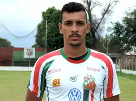 Le joueur brésilien a perdu la vie. Facebook