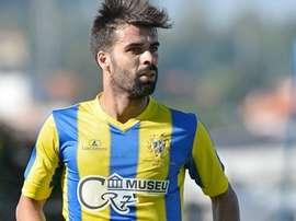 Paulo Monteiro militó la pasada temporada en Uniao Madeira. Feirense