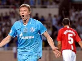 Pavel Pogrebnyak will not play again until next season. EFE