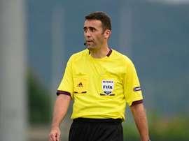 Radovanović tiene experiencia en partidos de selecciones de categorías inferiores y previa. UEFA