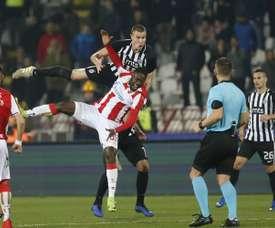 Accord Partizan-Monaco pour Pavlovic. Partizan