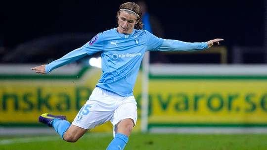Cibicki has joined Leeds. MalmöFF