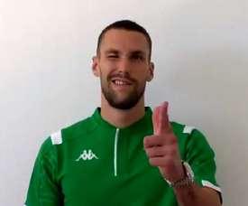 Pedraza, nouveau joueur du Betis. RealBetis