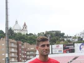 Pedro Araujo ha renovado su contrato con el Penafiel hasta el 30 de junio de 2017. FCPenafiel