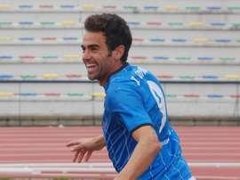 El Xerez CD ha hecho oficial el fichaje del delantero Pedro Carrión. ElCastillodeSanFernando