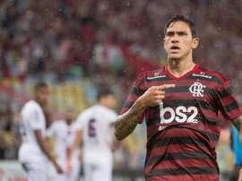 Gremio y Flamengo golean en los estaduales. CRFlamengo