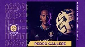Pedro Gallese rejoint la MLS. OrlandoCity