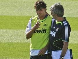 Pedro León recordó su paso por el Real Madrid. EFE