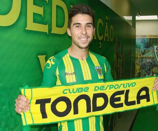 O Tondela bateu o Paços de Ferreira por 0-2. Tondela