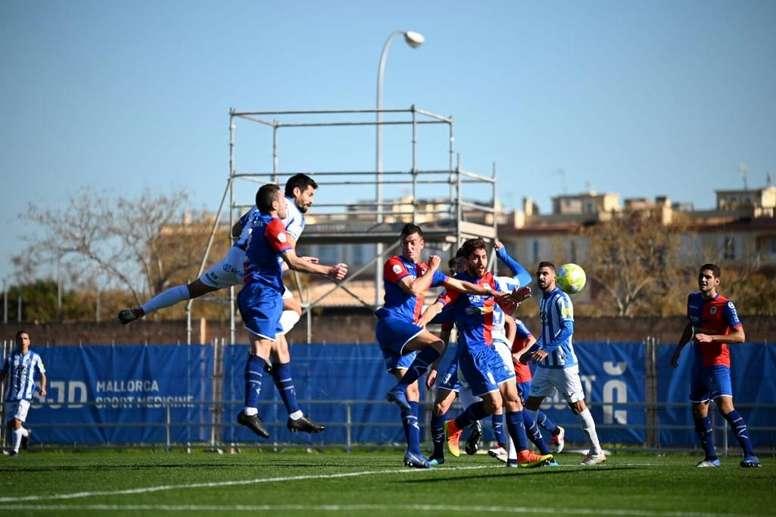 El Atlético Baleares confirmó la ampliación. Twitter/atleticbalears