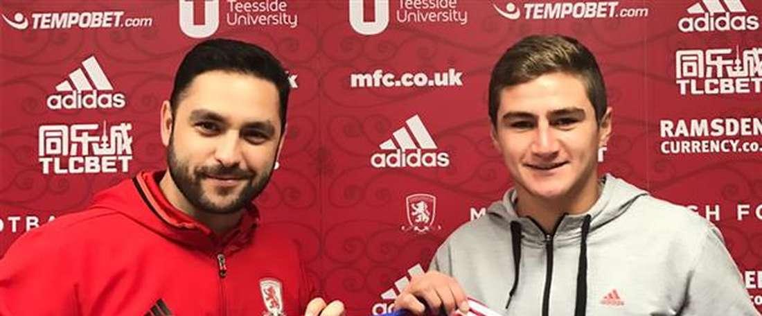 El Middlesbrough apuesta por jugadores jóvenes de cara al futuro. Middlesbrough