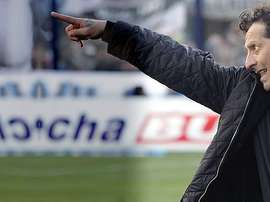 Pedro Troglio n'a rien à envier à Cristiano. Gimnasia