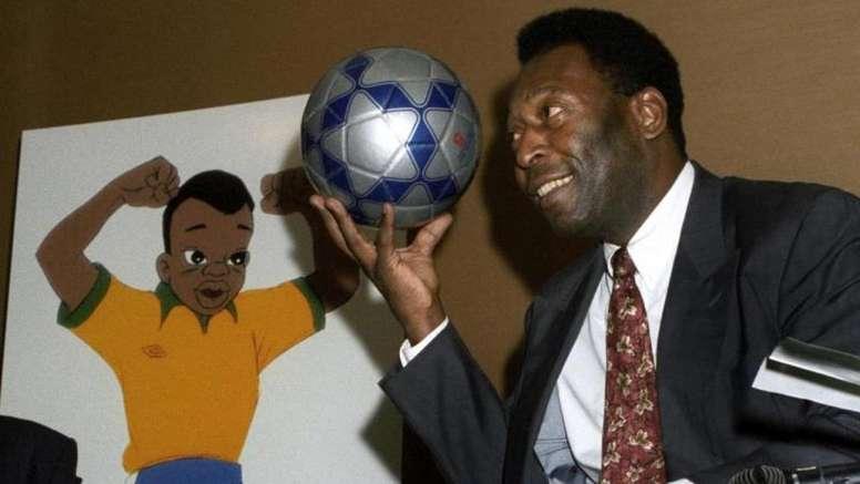 Pelé cumple 80 años. EFE