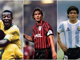 Pelé, Maldini and Maradona all have shirts retired in their name. BeSoccer