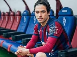 El ex jugador del Eibar ha rajado del que fue su técnico. SDEibar