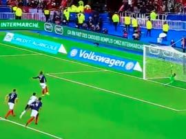 Griezmann sbaglia un rigore dopo due anni e mezzo. UEFA