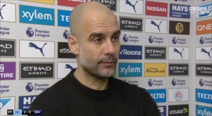 Pep Guardiola fired a warning shot at Bartomeu and Barca. SkySports