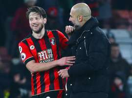 Arter is on loan at Cardiff from AFC Bournemouth. AFP