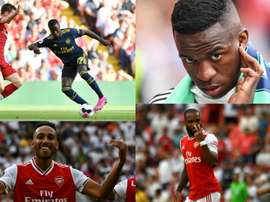 Arsenal wanted Vinicius from Real Madrid. EFE/AFP/BeSoccer