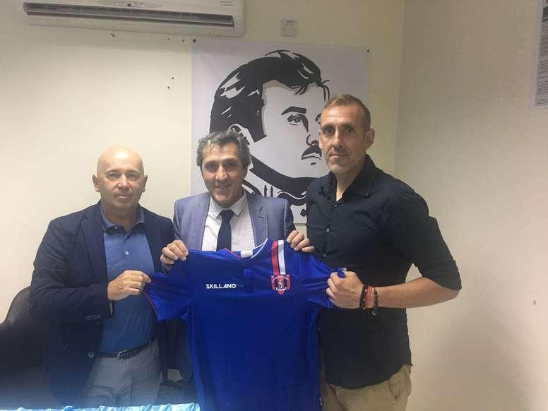 Pepe Murcia ha conseguido el objetivo de ascender a la máxima categoría catarí. EFE/Archivo