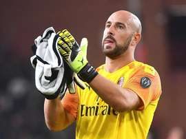 Pepe Reina spoke about his experience with COVID-19. EFE