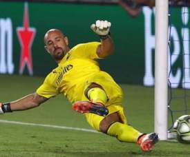 AC Milan have got a few options in mind to take over in goal from Pepe Reina. AFP