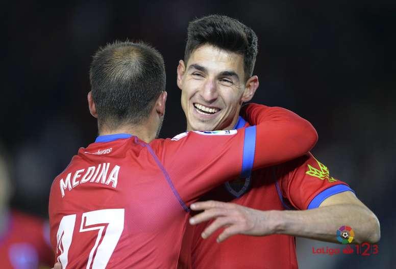 El Numancia confía en vencer al Córdoba. LaLiga