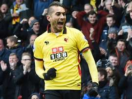 Pereyra's goal condemned Leicester to another defeat. WatfordFC