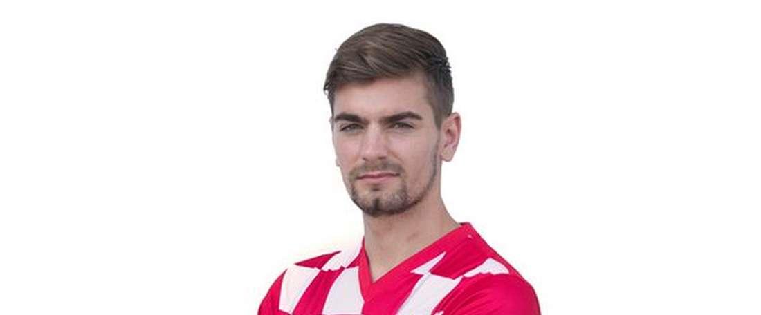 Petar Brlek reforzará al Wisla Cracovia. El jugador es internacional con las categorías inferiores de Croacia. Twitter