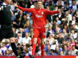 Crouch cuajó un gran año en el Southampton. AFP