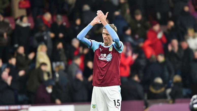 Peter Crouch has confirmed his retirement from football. BurnleyFC
