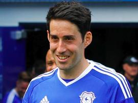 Peter Whittingham, ex-jogador inglês, falece aos 35 anos. Twitter/CardiffCityFC