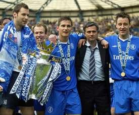José Mourinho a marqué Drogba. ChelseaFC