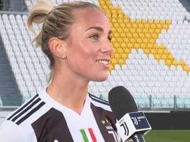 Petronella Ekroth accusa la Vecchia Signora. JuventusTV