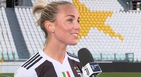 Les joueuse de la Juventus ont dénoncé des 'pressions' au sein du club pour CR7. JuventusTV