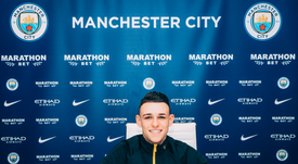 Foden's new deal will expire in 2024. Twitter/ManCity