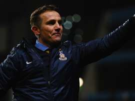 Phil Parkinson has been in charge at Bolton since 2016. Twitter/TheFA
