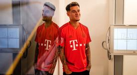 A Philippe Coutinho le llueven las críticas en Alemania. FCBayern